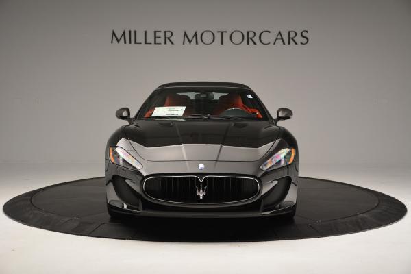 New 2016 Maserati GranTurismo Convertible MC for sale Sold at Aston Martin of Greenwich in Greenwich CT 06830 12