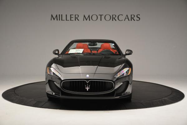 New 2016 Maserati GranTurismo Convertible MC for sale Sold at Aston Martin of Greenwich in Greenwich CT 06830 13