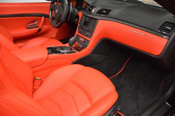 New 2016 Maserati GranTurismo Convertible MC for sale Sold at Aston Martin of Greenwich in Greenwich CT 06830 26