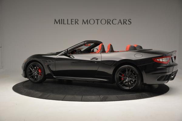 New 2016 Maserati GranTurismo Convertible MC for sale Sold at Aston Martin of Greenwich in Greenwich CT 06830 6