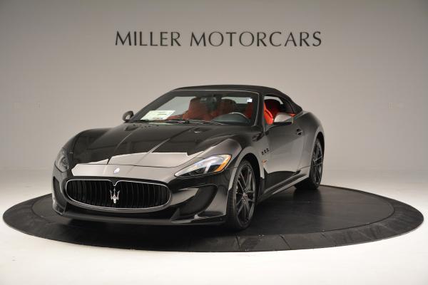 New 2016 Maserati GranTurismo Convertible MC for sale Sold at Aston Martin of Greenwich in Greenwich CT 06830 8