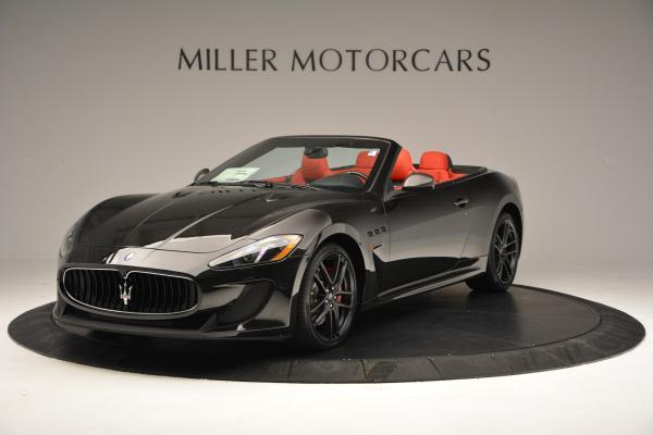 New 2016 Maserati GranTurismo Convertible MC for sale Sold at Aston Martin of Greenwich in Greenwich CT 06830 1