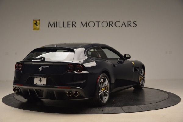 Used 2017 Ferrari GTC4Lusso for sale Sold at Aston Martin of Greenwich in Greenwich CT 06830 7