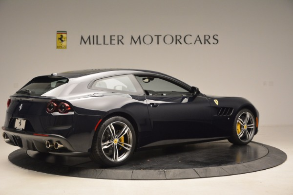 Used 2017 Ferrari GTC4Lusso for sale Sold at Aston Martin of Greenwich in Greenwich CT 06830 8