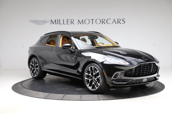 New 2020 Aston Martin DBX SUV for sale Call for price at Aston Martin of Greenwich in Greenwich CT 06830 10