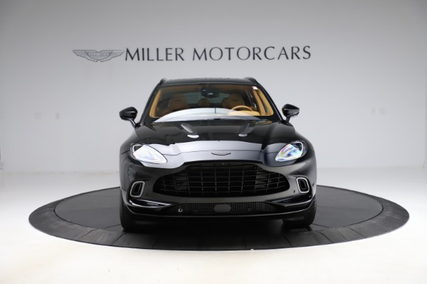 New 2020 Aston Martin DBX SUV for sale Call for price at Aston Martin of Greenwich in Greenwich CT 06830 11