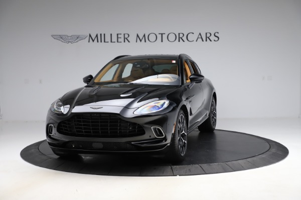 New 2021 Aston Martin DBX for sale Sold at Aston Martin of Greenwich in Greenwich CT 06830 12
