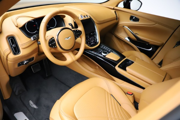 New 2021 Aston Martin DBX for sale Sold at Aston Martin of Greenwich in Greenwich CT 06830 13