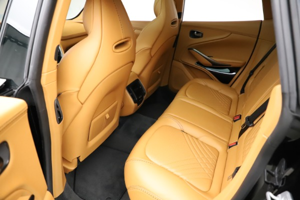 New 2021 Aston Martin DBX for sale Sold at Aston Martin of Greenwich in Greenwich CT 06830 18