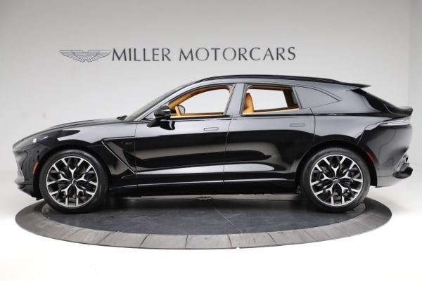 New 2020 Aston Martin DBX SUV for sale Call for price at Aston Martin of Greenwich in Greenwich CT 06830 2