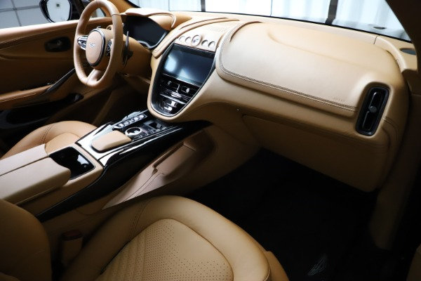 New 2021 Aston Martin DBX for sale Sold at Aston Martin of Greenwich in Greenwich CT 06830 20