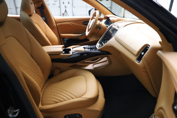 New 2021 Aston Martin DBX for sale Sold at Aston Martin of Greenwich in Greenwich CT 06830 21