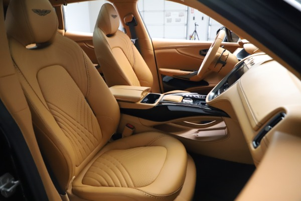 New 2021 Aston Martin DBX for sale Sold at Aston Martin of Greenwich in Greenwich CT 06830 22