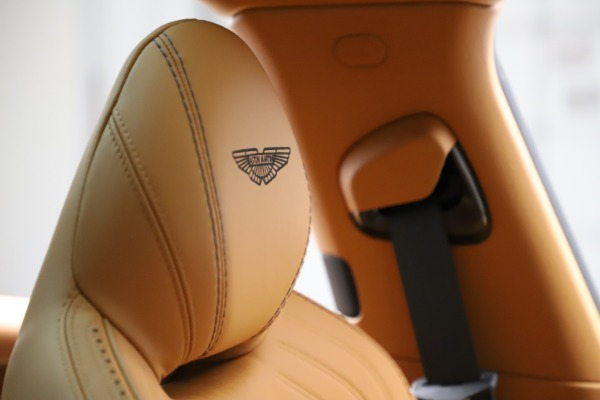 New 2021 Aston Martin DBX for sale Sold at Aston Martin of Greenwich in Greenwich CT 06830 24