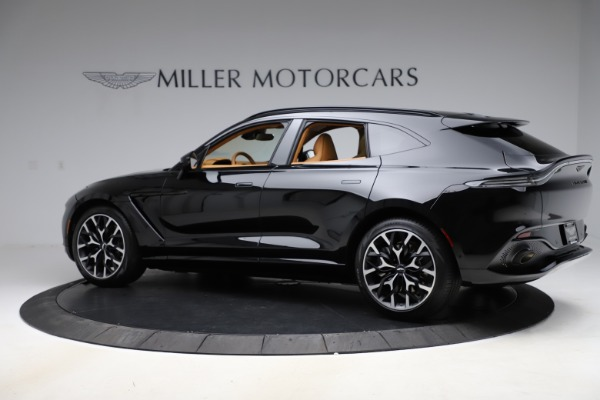 New 2020 Aston Martin DBX SUV for sale Call for price at Aston Martin of Greenwich in Greenwich CT 06830 3