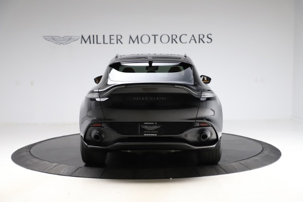 New 2020 Aston Martin DBX SUV for sale Call for price at Aston Martin of Greenwich in Greenwich CT 06830 5
