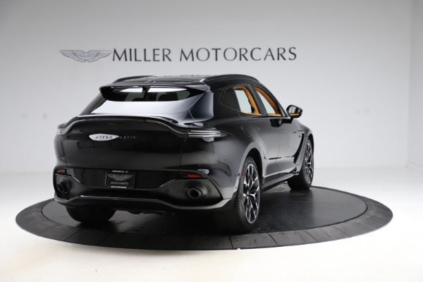 New 2020 Aston Martin DBX SUV for sale Call for price at Aston Martin of Greenwich in Greenwich CT 06830 6