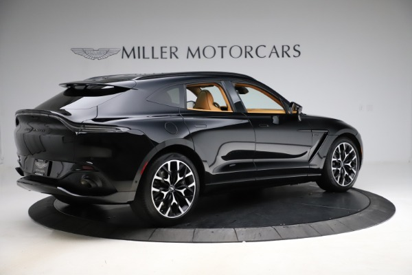 New 2020 Aston Martin DBX SUV for sale Call for price at Aston Martin of Greenwich in Greenwich CT 06830 7