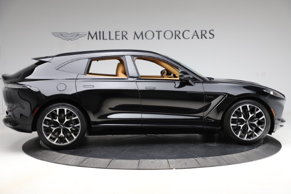 New 2020 Aston Martin DBX SUV for sale Call for price at Aston Martin of Greenwich in Greenwich CT 06830 8