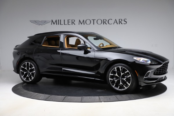 New 2021 Aston Martin DBX for sale Sold at Aston Martin of Greenwich in Greenwich CT 06830 9
