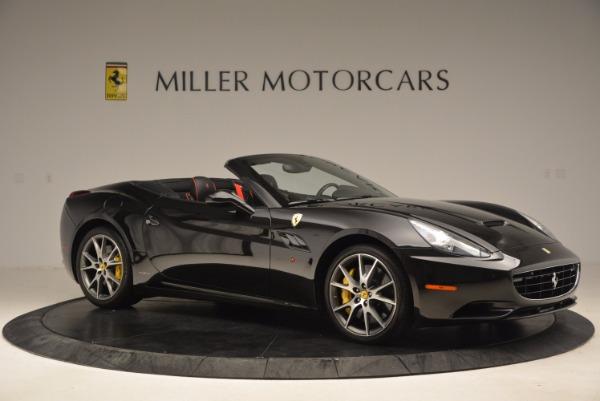 Used 2013 Ferrari California for sale Sold at Aston Martin of Greenwich in Greenwich CT 06830 10
