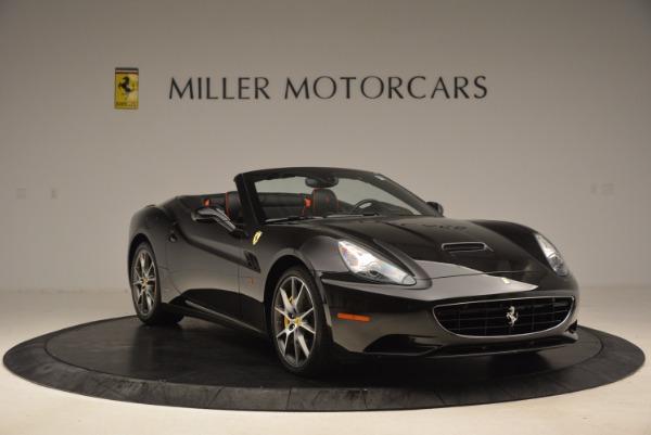 Used 2013 Ferrari California for sale Sold at Aston Martin of Greenwich in Greenwich CT 06830 11