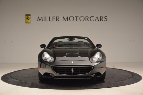 Used 2013 Ferrari California for sale Sold at Aston Martin of Greenwich in Greenwich CT 06830 12