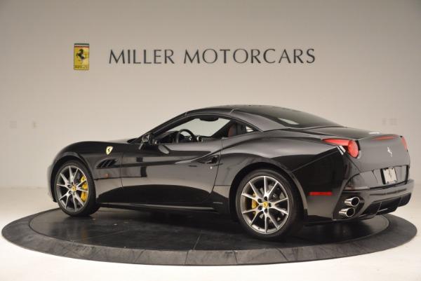 Used 2013 Ferrari California for sale Sold at Aston Martin of Greenwich in Greenwich CT 06830 16