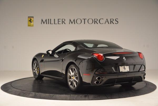 Used 2013 Ferrari California for sale Sold at Aston Martin of Greenwich in Greenwich CT 06830 17