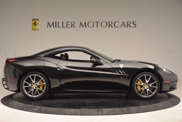 Used 2013 Ferrari California for sale Sold at Aston Martin of Greenwich in Greenwich CT 06830 21