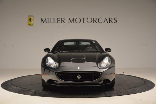 Used 2013 Ferrari California for sale Sold at Aston Martin of Greenwich in Greenwich CT 06830 24