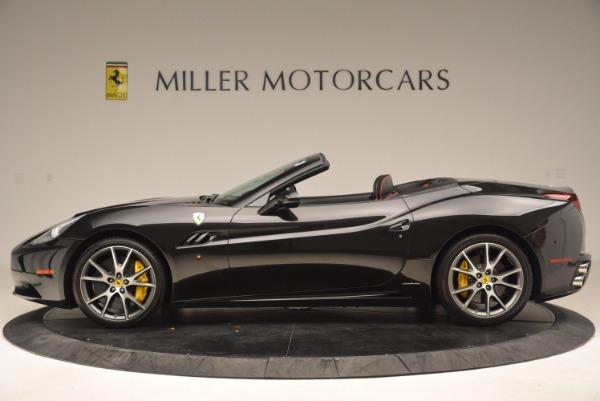 Used 2013 Ferrari California for sale Sold at Aston Martin of Greenwich in Greenwich CT 06830 3