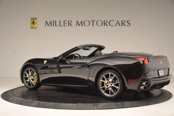 Used 2013 Ferrari California for sale Sold at Aston Martin of Greenwich in Greenwich CT 06830 4