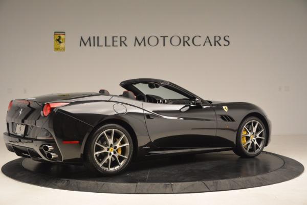 Used 2013 Ferrari California for sale Sold at Aston Martin of Greenwich in Greenwich CT 06830 8