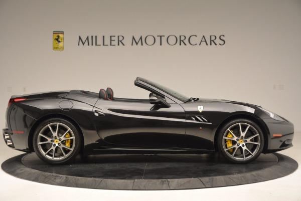 Used 2013 Ferrari California for sale Sold at Aston Martin of Greenwich in Greenwich CT 06830 9