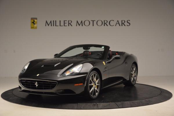 Used 2013 Ferrari California for sale Sold at Aston Martin of Greenwich in Greenwich CT 06830 1