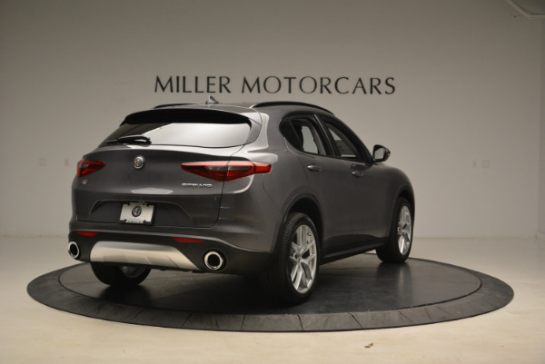 New 2018 Alfa Romeo Stelvio Sport Q4 for sale Sold at Aston Martin of Greenwich in Greenwich CT 06830 7