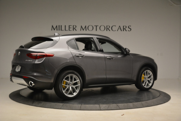 New 2018 Alfa Romeo Stelvio Sport Q4 for sale Sold at Aston Martin of Greenwich in Greenwich CT 06830 8
