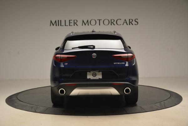 New 2018 Alfa Romeo Stelvio Sport Q4 for sale Sold at Aston Martin of Greenwich in Greenwich CT 06830 2