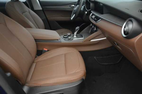 New 2018 Alfa Romeo Stelvio Sport Q4 for sale Sold at Aston Martin of Greenwich in Greenwich CT 06830 7