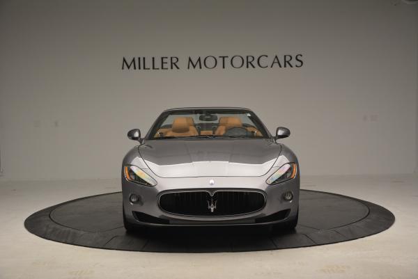 Used 2012 Maserati GranTurismo for sale Sold at Aston Martin of Greenwich in Greenwich CT 06830 12
