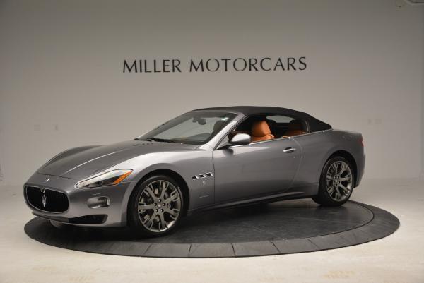 Used 2012 Maserati GranTurismo for sale Sold at Aston Martin of Greenwich in Greenwich CT 06830 14