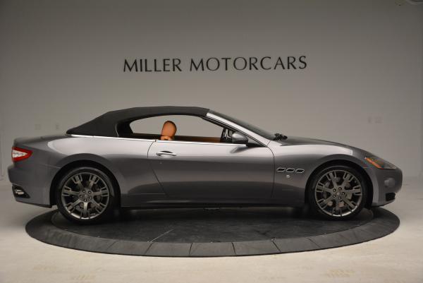 Used 2012 Maserati GranTurismo for sale Sold at Aston Martin of Greenwich in Greenwich CT 06830 16