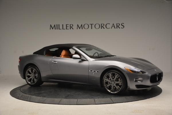 Used 2012 Maserati GranTurismo for sale Sold at Aston Martin of Greenwich in Greenwich CT 06830 17