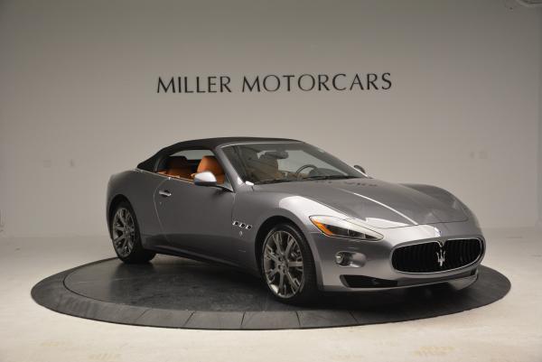 Used 2012 Maserati GranTurismo for sale Sold at Aston Martin of Greenwich in Greenwich CT 06830 18