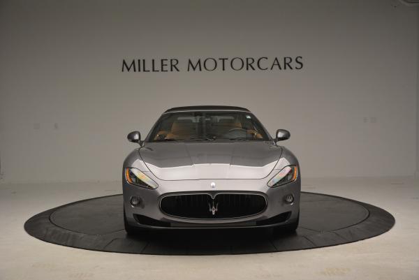 Used 2012 Maserati GranTurismo for sale Sold at Aston Martin of Greenwich in Greenwich CT 06830 19