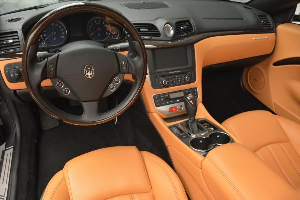 Used 2012 Maserati GranTurismo for sale Sold at Aston Martin of Greenwich in Greenwich CT 06830 20