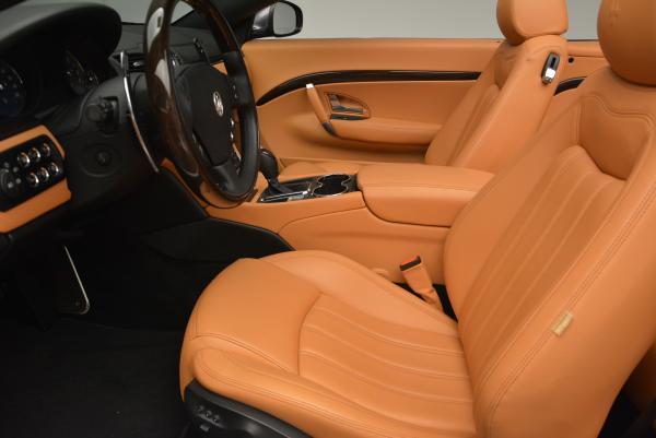 Used 2012 Maserati GranTurismo for sale Sold at Aston Martin of Greenwich in Greenwich CT 06830 21