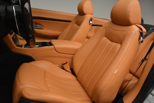 Used 2012 Maserati GranTurismo for sale Sold at Aston Martin of Greenwich in Greenwich CT 06830 22