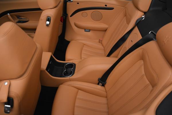 Used 2012 Maserati GranTurismo for sale Sold at Aston Martin of Greenwich in Greenwich CT 06830 23